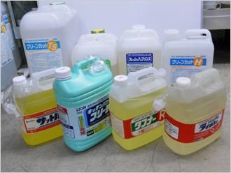 洗剤 衛生用品