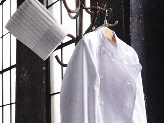 白衣 ユニフォーム